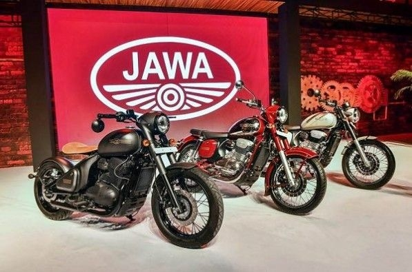 Jawa Deliveries