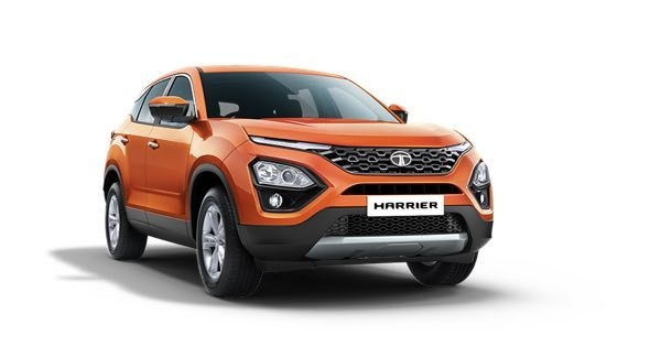Tata Harrier To Launch On 23rd January, 2019