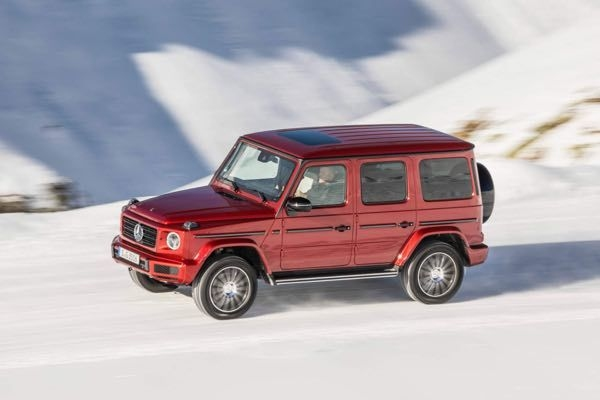 2019 Mercedes G350d Diesel Variant Revealed