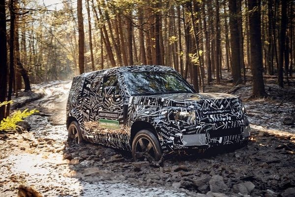 New Land Rover Defender To Be Launched In 2020
