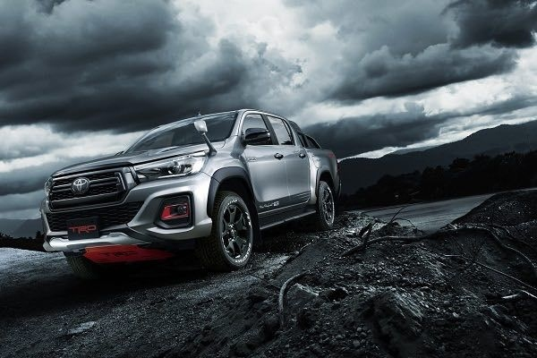 Toyota To Unveil New Hilux Black Rally Edition In Japan