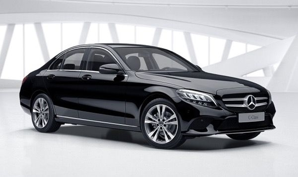 Mercedes C 200 Progressive Launched In India