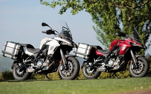 Benelli To Launch TRK 502 & TRK 502X In India