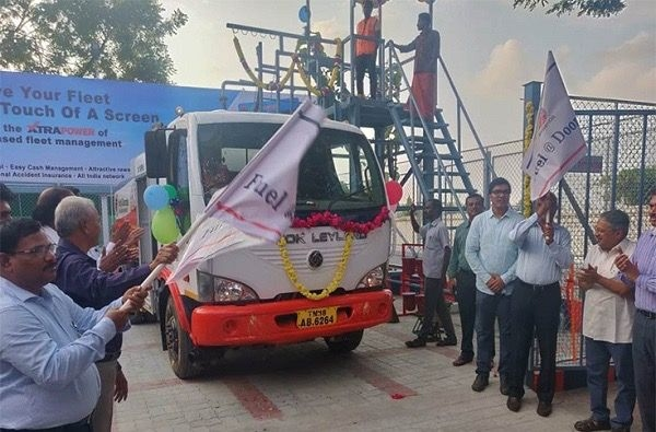 Indian Oil Begins Doorstep Fuel Delivery Service In Chennai