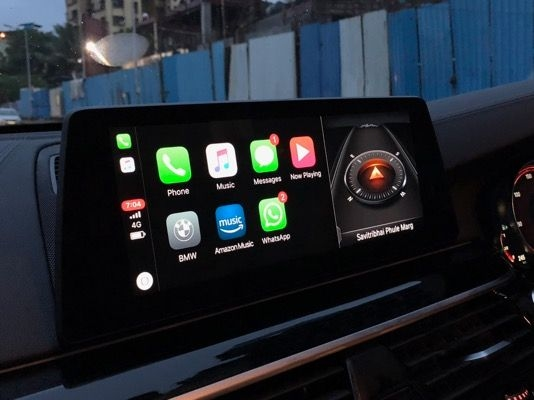 BMW India Offering Apple CarPlay For Older Cars