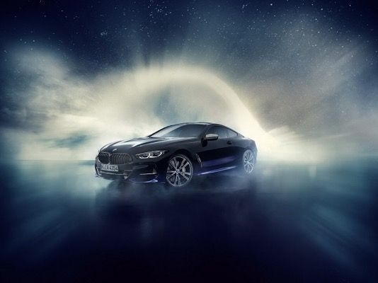 BMW Individual Unveils One-Off M850i Night Sky