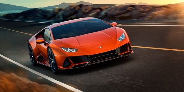Lamborghini Huracan EVO Revealed