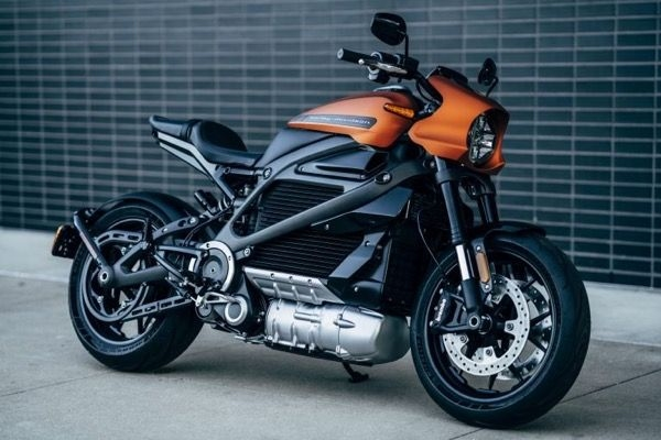 Harley-Davidson LiveWire Electric Bike Details Revealed