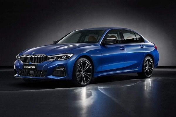 BMW Unveils LWB Variant Of The 3-Series Sedan For China