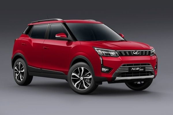 Mahindra XUV300 Bookings Open, Launch In February 2019