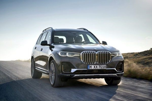 BMW X7 Will Be Launched With 2 Variants In India