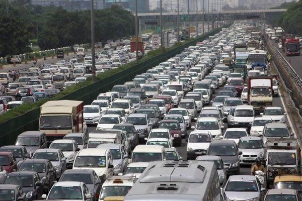 Delhi Traffic Police To Get New Tech For Traffic Violations