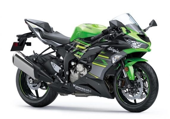 Kawasaki Ninja ZX-6R Launched In India, Priced At Rs. 10.49 Lakhs