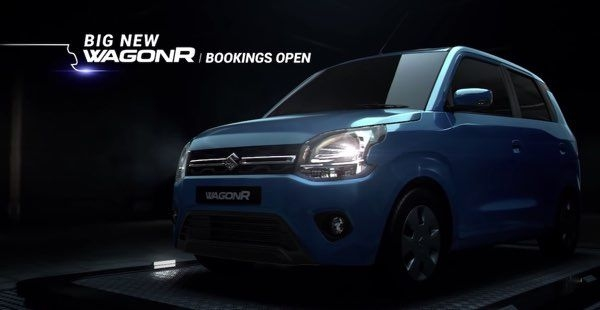 2019 Maruti Wagon R Detailed Images Revealed, Bookings Open