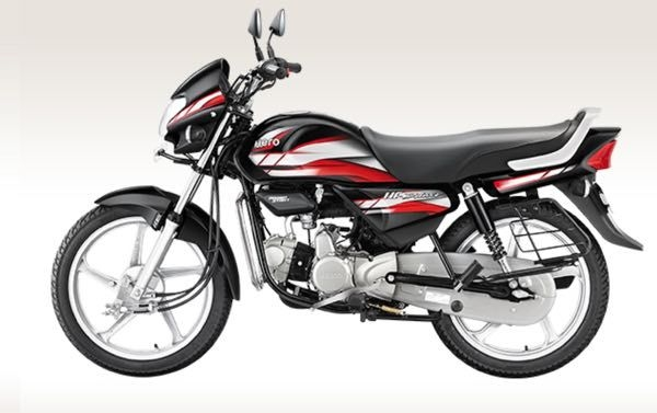 Hero HF Deluxe IBS Launched, Priced From Rs. 49,300/-