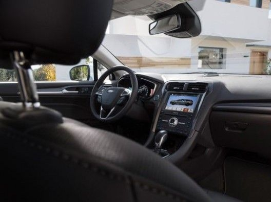 2020 Ford Mondeo Facelift Interior
