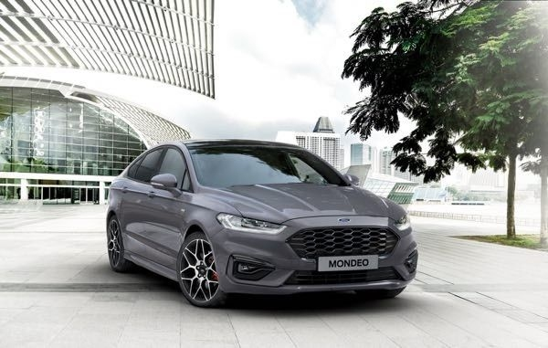 2020 Ford Mondeo Facelift
