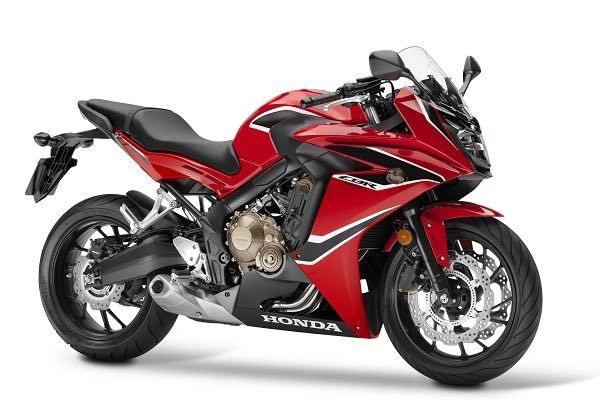 Honda CBR650F Discontinued In India