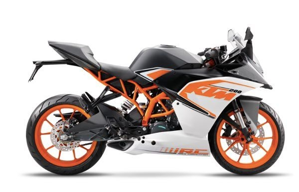 KTM RC 200 ABS Launched, Priced At Rs. 1.88 Lakhs