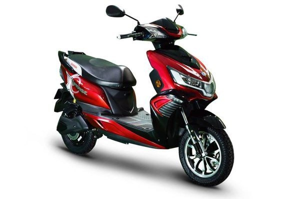 Okinawa i-Praise E-Scooter Launched, Priced At Rs. 1.15 Lakhs