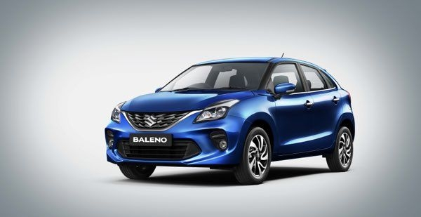 Maruti Baleno Facelift Launched, Priced From Rs. 5.45 Lakhs