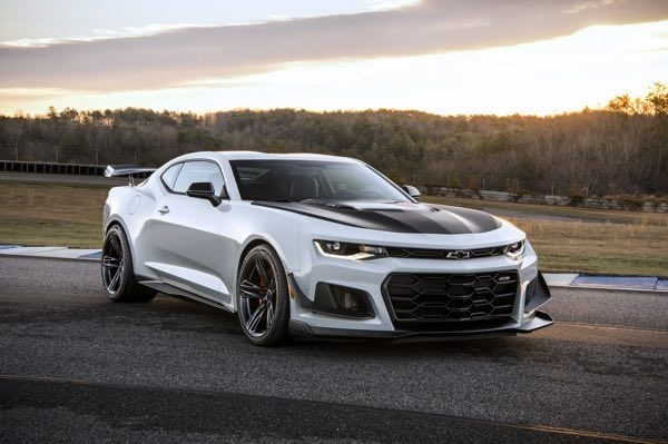2019 Chevrolet Camaro ZL1 1LE Updated