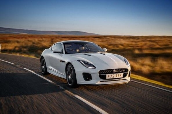 2020 Jaguar F_Type Checkered Flag Edition