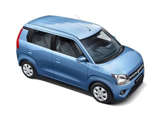 2019 Maruti Wagon R Crosses 16,000 Bookings