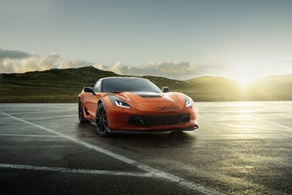 Chevrolet Corvette Final Edition Launched In Europe