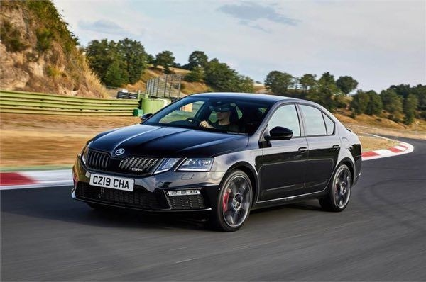 Skoda Octavia RS Challenge Special Edition Revealed