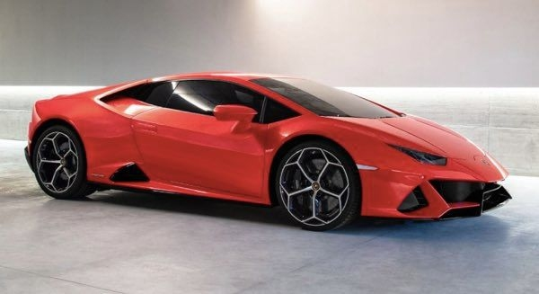 Lamborghini Huracan EVO To Launch In India On 7th February