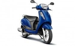 Suzuki Access 125 CBS Launched, Priced At Rs. 56,667/-