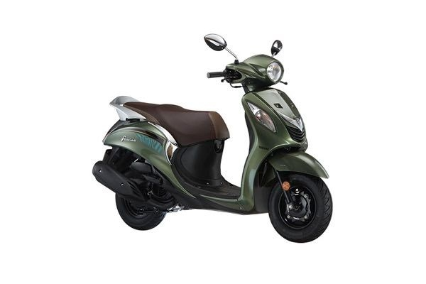 Yamaha Scooters Now Equipped With UBS & Maintenance Free Battery