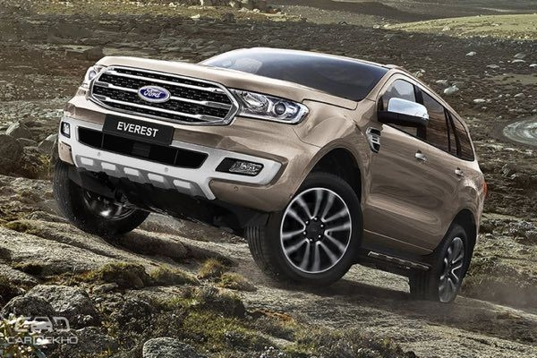 Ford Endeavour Facelift To Launch On 22nd February