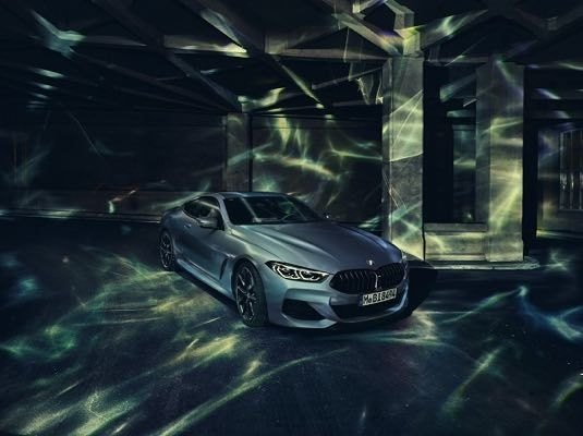 BMW 8-Series First Edition Revealed