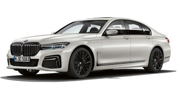 BMW Adds Plug-In Hybrid To The New 7-Series