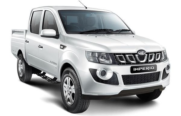 Mahindra Imperio Recalled To Fix Faulty Rear Axle