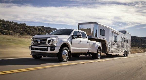 2020 Ford F-Series Super Duty Unveiled