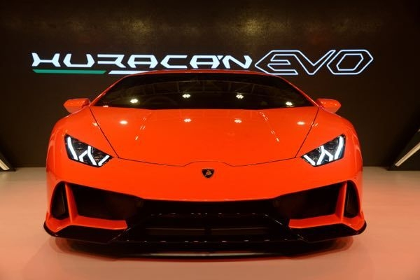 Lamborghini Huracan EVO Launched In India, Priced At Rs. 3.73 Crores