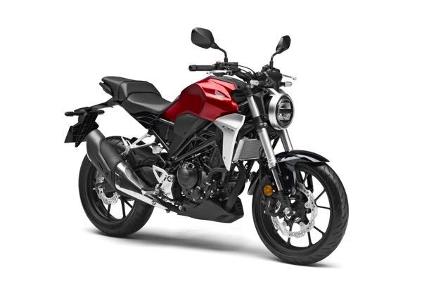 Honda CB300R Launched In India, Priced At Rs. 2.41 Lakhs
