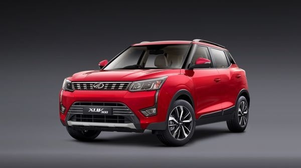 Mahindra XUV300 Gets 4000 Bookings Ahead Of Launch