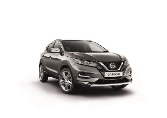 Nissan Qashqai N-Motion Launched In UK