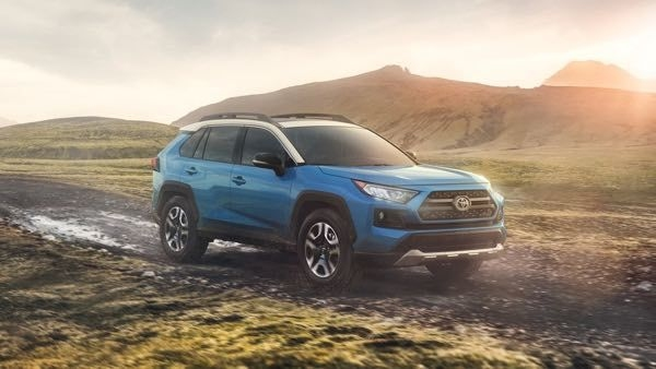 Toyota RAV4 TRD Off-Road Revealed