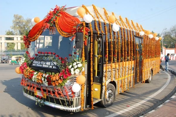 Tata Motors To Supply 40 Electric Buses To Lucknow