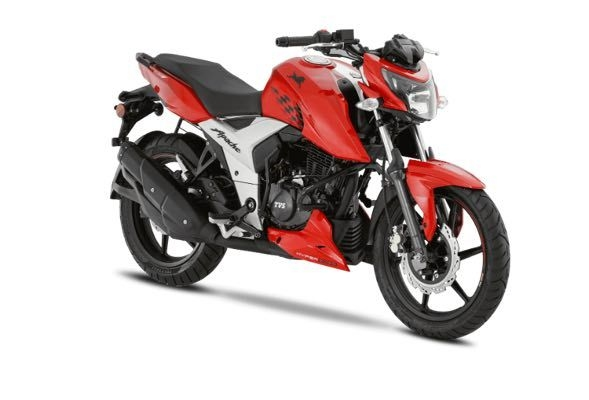 TVS Apache RTR 160 4V ABS Launched, Priced At Rs. 98,644/-