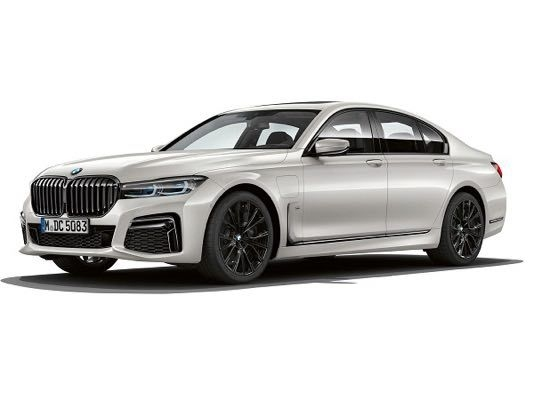 BMW Reveals Customisation Options For New 7-Series