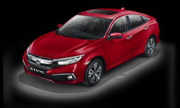 2019 Honda Civic Bookings Officially Open In India, Launch On 7th March