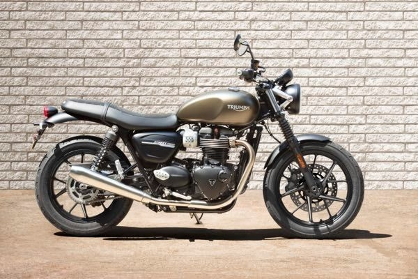 2019 Triumph Street Twin Launched In India, Priced At Rs. 7.45 Lakhs