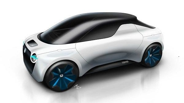 Honda Tomo Concept Set To Be Unveiled