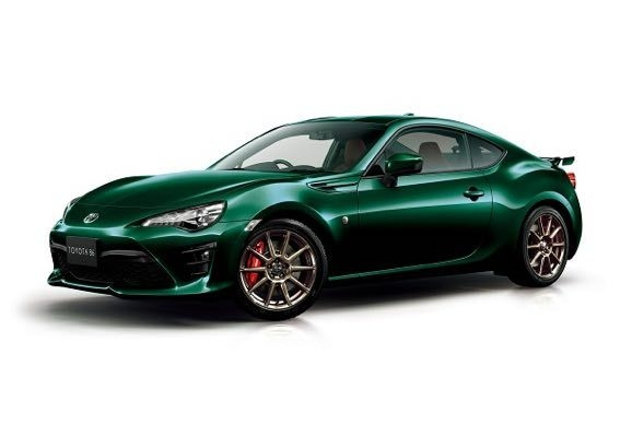 Toyota 86 Limited Edition Revealed
